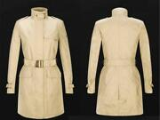Matchless London Buckingham Traditional Trench Beige Sz 42 Bnwt Kate Moss Italy