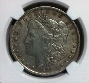 1891 Vam 2a Late Die State Ngc Xf 40 Morgan Silver Dollar - Legacy Collection