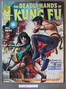 Deadly Hands Kung-fu 32 1st Daughters Of The Dragon 1977 Iron Fist Netflix Fnvf