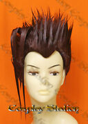 Tales Of Vesperia Yeager Custom Made Cosplay Wig_commission584