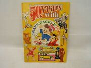 50 Years With Snap Crackle Pop Coloring Book Rice Crispies Western Publishing