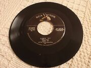 Lady T And Her Cali-calypsonians Lady T/inside Rca 6872