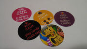 Pre Cut One Inch Bottle Cap Images Candy Crush Free Shipping
