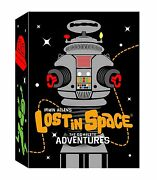 Lost In Space Complete Adventures Tv Series Season 1-3 83 Episodes New Blu-ray