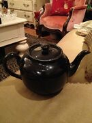 Antique Polish Pottery Tea Pot Holds Six Cups No Chips Awesome