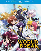 World Break Aria Of Curse For A Holy Swordsman The Complete Series [new Blu-ra