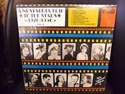 Nostalgia Trip To The Stars 1920 - 1950 Vol 1 Lp Monmouth-evergreen Ex In Shrink