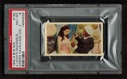 Psa 8 Gone With The Wind 1940 Wix Card 180 Vivien Leigh And Hattie Mcdaniels