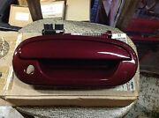 New Oem 2004 2005 2006 Ford Expedition Right Front Outer Door Handle Redfire Met