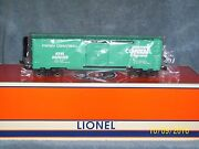Lionel 6-29233 Conrail Penn Central Overstamped 6464 Boxcar
