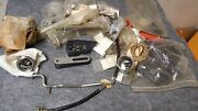 Assorted Boat/marine Parts