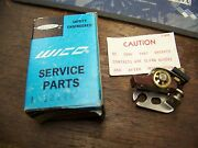 New Wico Chrysler Force Outboard Ignition Points 12194
