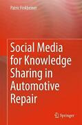 Social Media For Knowledge Sharing In Automotive Repair By Patric Finkbeiner En