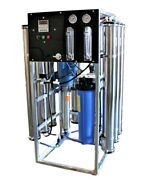 Reverse Osmosis Water System Commercial Industrial 10000 Gpd Ro Usa Made