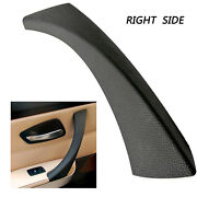 Door Panel Handle Pull Trim Cover For Bmw E90 3 Series Sedan Right Inner Outer