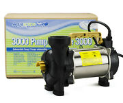 Aquascapepro 3000 Pump For Koi And Gold Fish Ponds
