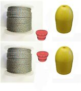 2 Pack Of Sports Combo For Prawn Trap Lp4+f11y+hb5x2