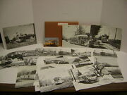 Vintage Lot Of 76 Eastern Traction Railroad Calendar Pictures