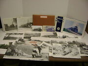 Vintage Lot Of 54 Bando Baltimore And Ohio Railroad Calendar Pictures