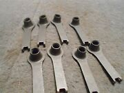 Nos 1987 - 1993 Ford Mustang Bumper Cover Hardware Nut And Retainer Clips Lot 8x