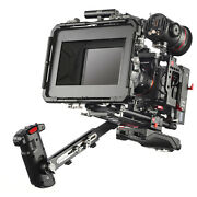 Jtz Dp30 Camera Cage Baseplate Matte Box Follow Focus Rig Kit For Sony A7 And A7ii