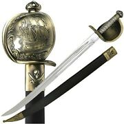 30.5 Pirate Captain Stainless Steel Sword Saber Cutlass Costume Cosplay Fantasy