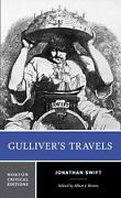 Gulliverand039s Travels Based On The 1726 Text Contexts Criticism Norton Critical