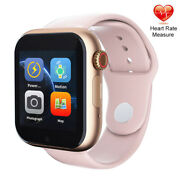 Bluetooth Smart Watch Wristwatch Gsm Unlocked Phone For Ios Android Men Women