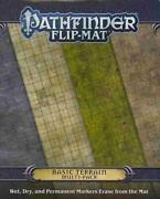 Pathfinder Flip-mat Basic Terrain Multi-pack By Jason A. Engle English Free S