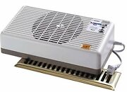 Heating And Air Conditioning Booster W/ Automatic Switches And Boosts Vent Airflow