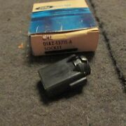 Nos 1971 1972 1973 Ford Mustang And Mach 1 Dash Cluster Light Bulb Socket Asby