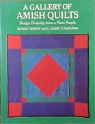 A Gallery Of Amish Quilts Book Bishop And Safanda 1976 Vintage