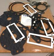 New Omc Oem Outboard Tech20 Tc 439085 Gasket Kit E/j V-4 Partial Set As Shown