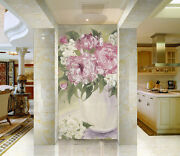 3d Table Vases Flowers 2766 Wall Paper Wall Print Decal Wall Deco Aj Wallpaper