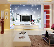 3d Winter Snow Picture 1134 Wall Paper Wall Print Decal Wall Deco Aj Wallpaper