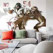 3d Intense Soccer Competition 30 Wall Paper Wall Print Decal Wall Aj Wall Paper