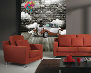 3d Floating Clouds Car Balloon 31 Wall Paper Wall Print Decal Wall Aj Wall Paper