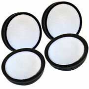 4-pack Hqrp Washable Primary Filter For Hoover Windtunnel Uh Series Vacuums