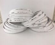 Package Of 12 Meat Cutting Band Saw Blades 82 X 5/8 X .022 X 4tpi