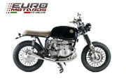 Bmw R45 R65 Zard Exhaust Full System 2in2 Dual Racing Silencers Muffler New