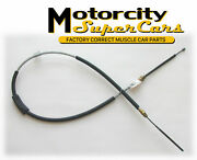78-88 G-body Auto/manual Trans Correct Rear Right Parking Emergency Cable Oem