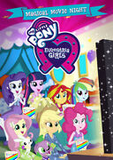 My Little Pony Equestria Girls - Magical Movie Night [new Dvd] Widesc