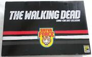 Sdcc 2017 Exclusive Walking Dead Shiva Force Box Set Signed Todd Mcfarlane