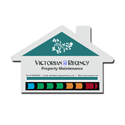 House Lcd Thermometer Fridge Magnets - Perfect For Promotional
