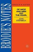 Steinbeck Of Mice And Men By Graham Handley English Paperback Book Free Shipp