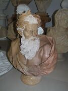 Best Hand Carved Marble Roman Classical Bust Jq026