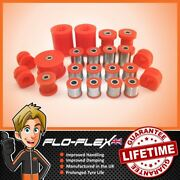 Ford Focus Suspension Bushes Mk1 And Rs Front And Rear Bush Kit In Poly