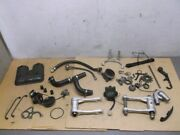 Large Box Of Used Parts For Husqvarna Motorcycle Andndash Year And Model Unknown