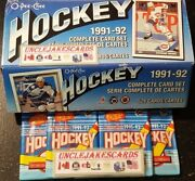 1991-92 Opc Edmonton Oilers Select From List Hockey Cards O-pee-chee