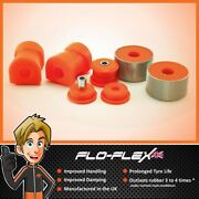 Bmw E30 3 Series Front Bush Kit With 22mm Anti Roll Bar In Poly Polyurethane